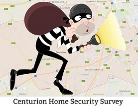 centurion security survey
