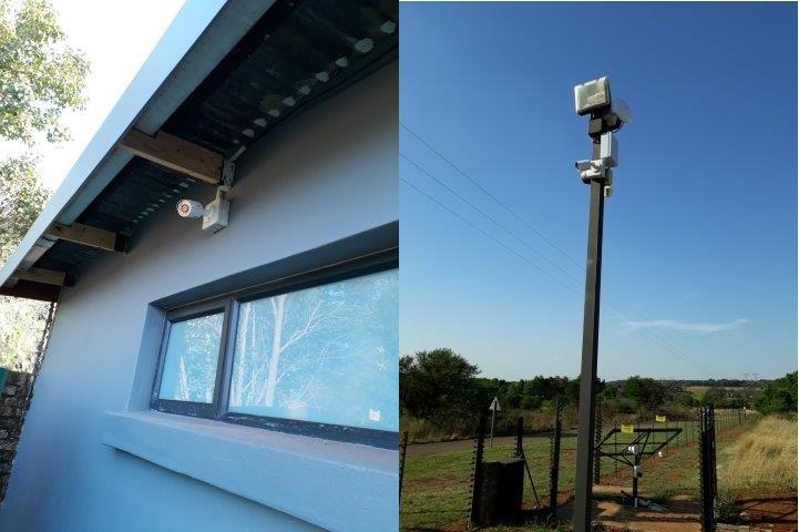 CCTV Installation, Bashewa